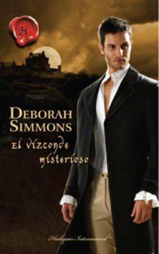 el vizconde misterioso (ebook)-deborah simmons-9788468714332