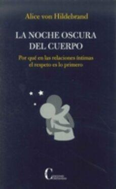 Viamistica.es La Noche Oscura Del Cuerpo Image