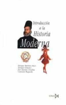 introduccion a la historia moderna-9788470902932