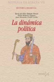 la dinamica politica-eloisa ramirez vaquero-juan fernando utrilla utrilla-maria del pilar rabade obrado-9788470904332