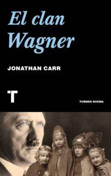 el clan wagner-jonathan carr-9788475068732