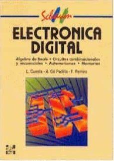 Lofficielhommes.es Electronica Digital (Schaum) Image