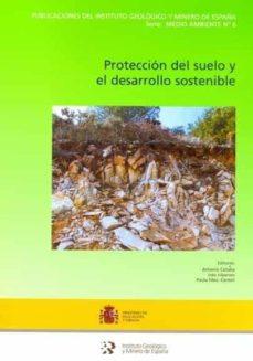 PROTECCION DEL SUELO Y EL DESARROLLO SOSTENIBLE (SEMINARIO EUROPE O SORIA, 15-17 DE MAYO DE 2002) - ANTONIO CABALLA   Adahalicante.org