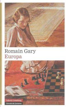 europa-romain gary-9788481098532