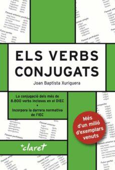 els verbs conjugats-joan baptista xuriguera parramona-9788482978932