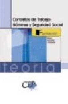Carreracentenariometro.es Contratos De Trabajo : Nominas Y Seguridad Social. Teoria. Formac Ion Image