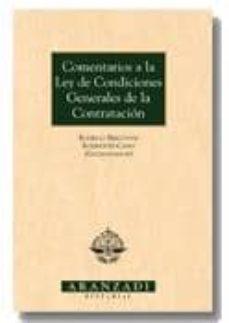 Followusmedia.es Comentarios A La Ley De Condiciones Generales De Contratacion Rd 1906/1999 De 17 Diciembre Y A La Nueva Ley De Enjuiciamiento Civil Image