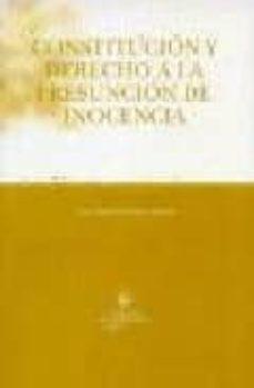 Alienazioneparentale.it Constitucion Y Derecho A La Presuncion De Inocencia Image