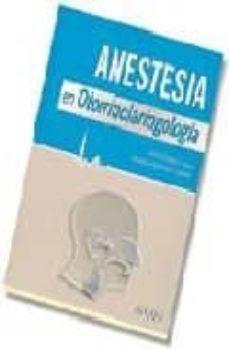 Chapultepecuno.mx Anestesia En Otorrinolaringologia Image