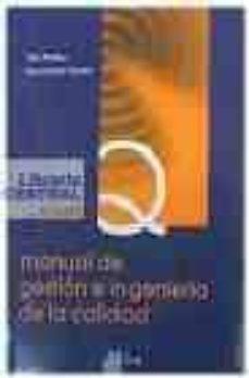 Permacultivo.es Manual De Gestion E Ingenieria De La Calidad Image