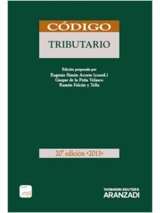 Permacultivo.es Codigo Tributario 2013 Formato Duo( Ed. 20ª) Image