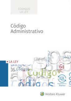 código administrativo edicion 2017-9788490206232