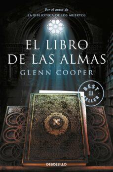 el libro de las almas (biblioteca de los muertos 2)-glenn cooper-9788490323632