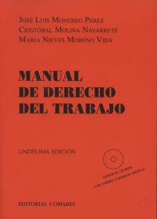 Srazceskychbohemu.cz Manual De Derecho Del Trabajo Image