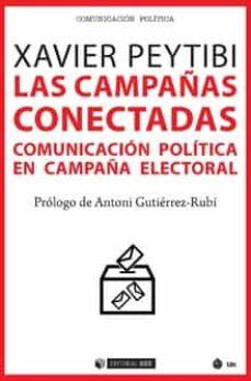 Descargas de libros electrónicos gratis para nook hd LAS CAMPAÑAS CONECTADAS MOBI de XAVIER PEYTIBI