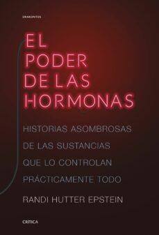 Descarga gratuita de libros españoles en línea. EL PODER DE LAS HORMONAS FB2 MOBI 9788491991632 (Literatura española)