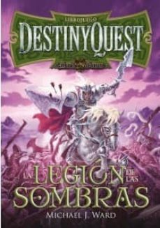 Inmaswan.es Destiny Quest: La Legion De Las Sombras Image