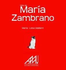 Mrnice.mx Maria Zambrano: Vida De Maria Zambrano Image