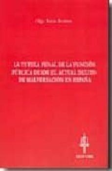 Titantitan.mx La Tutela Penal De La Funcion Publica Desde El Actual Delito De M Alversacion En España Image
