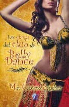 las chicas del club de belly dance-mar cantero sanchez-9788494520532