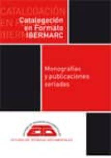 Inmaswan.es Catalogacion En Formato Ibermarc: Monografias Y Publicaciones Seriadas (2ª Ed) Image