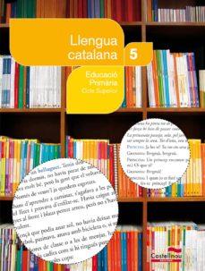 Chapultepecuno.mx Llengua Catalana 5 (Llibre +Cd) (Projecte Salvem La Balena Blanca ) Image