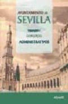 Padella.mx Administrativos Ayuntamiento De Sevilla. Temario I Image
