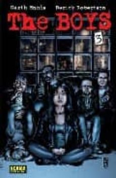 the boys nº 3 (2ª ed)-garth ennis-9788498479232