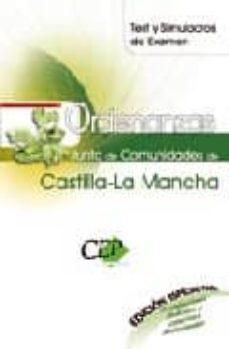 Elmonolitodigital.es Test Y Simulacros De Examen Oposiciones De Ordenanzas. Junta De C Omunidades De Castilla-la Mancha (Edicion Especial) Image