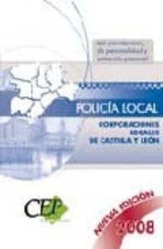 Chapultepecuno.mx Test Psicotecnicos, De Personalidad Y Entrevista Personal Policia Local. Corporaciones Locales De Castilla Y Leon Image