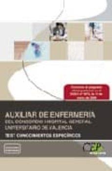 Permacultivo.es Auxiliar De Enfermeria Del Consorcio Hospital Universitario De Va Lencia. Test Conocimientos Especificos Image