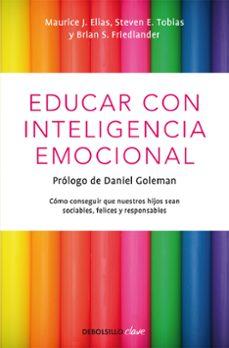 Descargar EDUCAR CON INTELIGENCIA EMOCIONAL gratis pdf - leer online