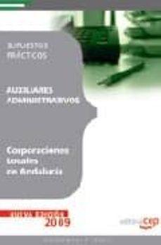 Carreracentenariometro.es Auxiliares Administrativos Corporaciones Locales Andalucia. Supuestos Practicos Image