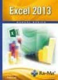 excel 2013-francisco pascual gonzalez-9788499645032