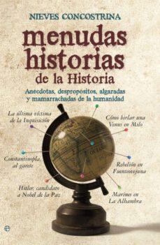 menudas historias de la historia (ebook)-nieves concostrina-9788499705132