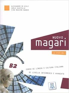 Descargar Ebook for tally 9 gratis MAGARI B2 (ALUMNO + CD) de  PDF ePub PDB 9788861822832