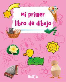 Encuentroelemadrid.es Mi Primer Libro De Dibujo (Rosa) Image