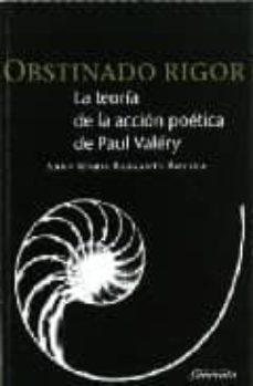 Permacultivo.es Obstinado Rigor: La Teoria De La Accion Poetica De Paul Valery Image