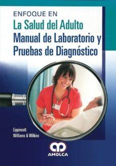 Descargar el foro de ebooks ENFOQUE EN LA SALUD DEL ADULTO en español 9789588950532