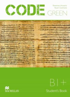 code green b1 (student´s book)-9789604472932