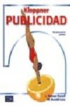 publicidad: kleppner (14ª ed.)-thomas j. russell-w. ronald lane-9789684444232