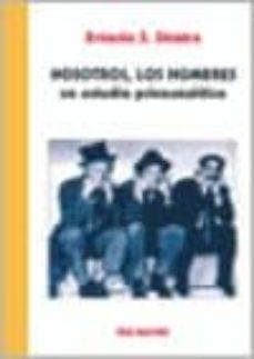 nosotros, los hombres: un estudio psicoanalitico-ernesto s. sinatra-9789879318232