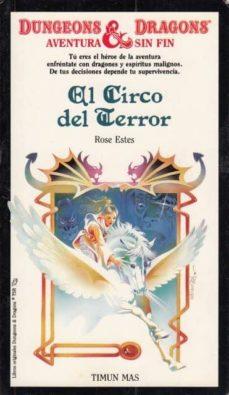 EL CIRCO DEL TERROR - ROSE ESTES | Adahalicante.org