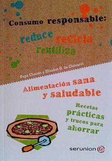 Concursopiedraspreciosas.es Consumo Responsable: Alimentación Sana Y Saludable Image