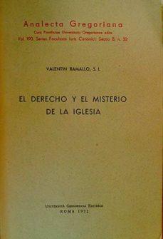 Titantitan.mx El Derecho Y El Misterio De La Iglesia Image