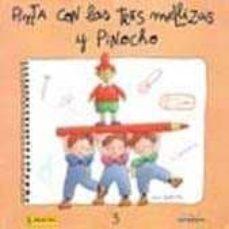 Cdaea.es Pinta Con Las Tres Mellizas Y Pinocho Image