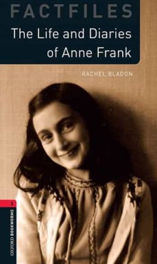 La mejor fuente para descargar libros electrónicos gratis OXFORD BOOKWORMS LIBRARY LEVEL 3: ANNE FRANK AUDIO PACK in Spanish