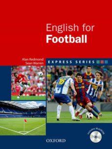 Nuevo libro real descargar pdf ENGLISH FOR FOOTBALL (EXPRESS SERIES)
