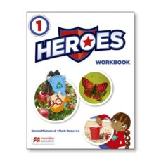 Descargar ebooks suecos gratis HEROES 1 ACTIVITY BOOK RTF en español de  9780230489042