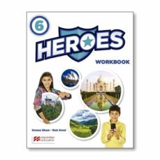 Libros descargables completos HEROES 6 ACTIVITY BOOK (SRP & PPACK ) PACK (Spanish Edition) iBook CHM PDF de  9780230493742